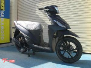 スズキ/アドレス110 コンビブレーキ 最新2021年モデル ヘルメット付 盗難保険1年付