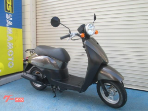 ホンダ/トゥデイ 1オーナー車 ヘルメット付 サイドスタンド付