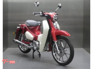 ホンダ/スーパーカブC125  タイ仕様 輸入モデル