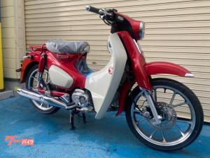 ホンダ/スーパーカブC125 最新2021年モデル