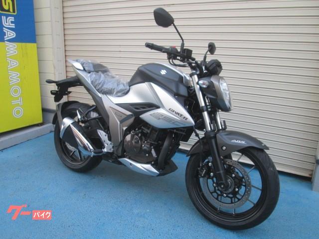 スズキ GIXXER 250 2020年新型モデルの画像(山口県