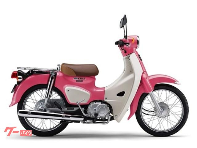ホンダ スーパーカブ110 天気の子ver.ヘルメット付の画像(山口県