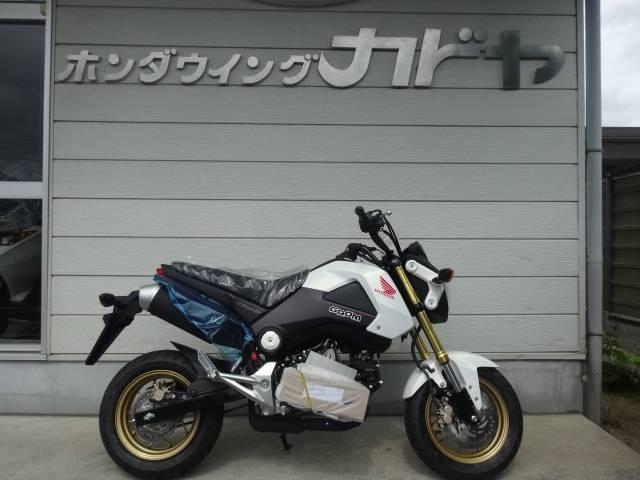 ホンダ グロム 2015年モデル新車の画像(岡山県