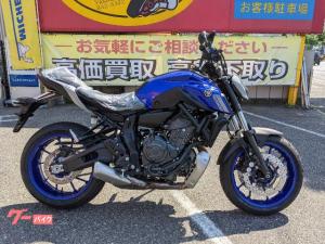 ヤマハ/MT-07 2021年モデル