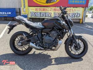 ヤマハ/MT-07 2021モデル