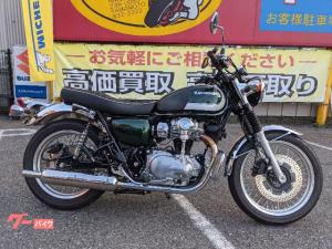 カワサキ/W800 2020年モデル