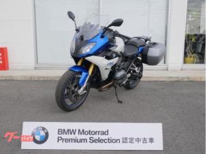 BMW/R1200RS 2016年モデル パニアケース ETC キーレスライド スペアキー&取説あり BMW認定中古車