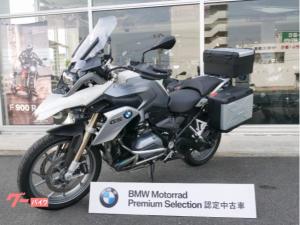 BMW/R1200GS 2015年モデル プレミアムSTD&ハイシート ナビ5 ETC 3点パニア BMW認定中古車 スペアキーあり