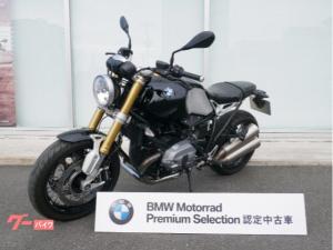 BMW/R nineT 2015年モデル グリップヒーター ABS 空冷フラットツイン BMW認定中古車 スペアキー&取説あり