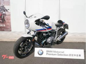 BMW/R nineT レーサー 2017年モデル ETC カフェスタイル BMW認定中古車 スペアキー&取説あり