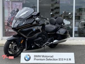 BMW/K1600B 2018年モデル ナビ5 ライダー&パッセンジャーバックレスト ETC 電動リバースアシスト BMW認定中古車
