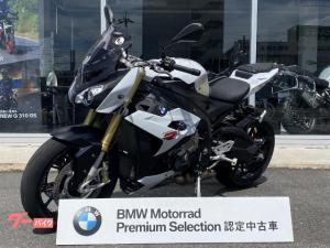 BMW/S1000R 2016年モデル ETC クルコン シフトアシスト ストリートファイター BMW認定中古車 スペアキーあり