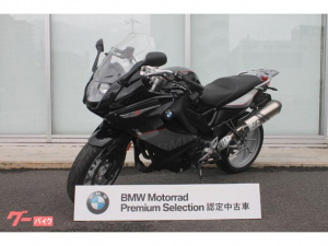 BMW/F800GT ハイライン 2017年モデル コンフォートシート ETC グリップヒーター BMW認定中古車 スペアキー&取説あり