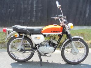 カワサキ/90SS