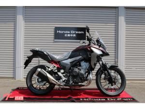 ホンダ/400X 2021年モデル