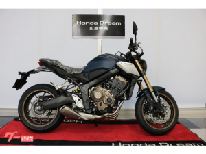 ホンダ/CB650R 2021年モデル
