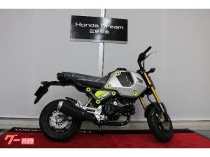 ホンダ/グロム 2021年モデル