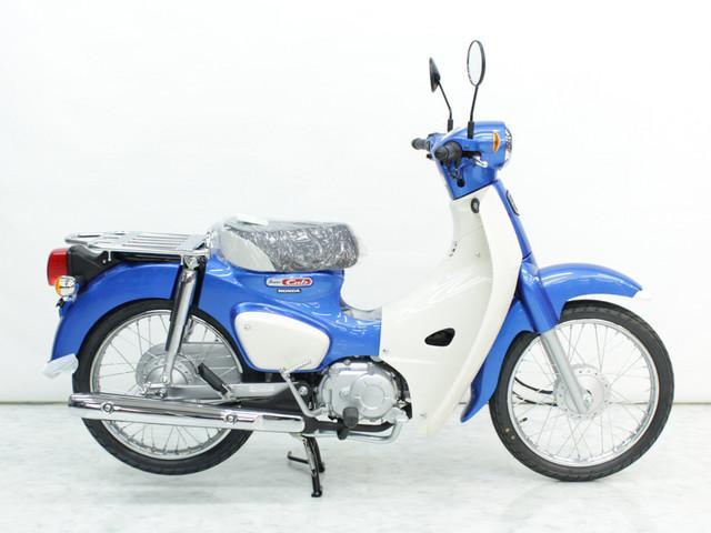 ホンダ スーパーカブ110の画像(山口県