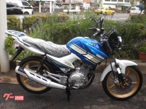 ヤマハ/YBR125SP