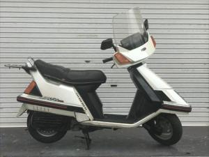ホンダ/スペイシー125 ストライカー