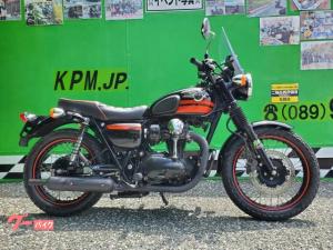 カワサキ/W800スペシャルエディション ワンオーナー ETC他