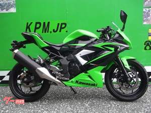 カワサキ/Ninja 250SL ワンオーナー