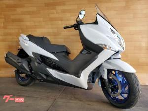 スズキ/バーグマン400 ABS