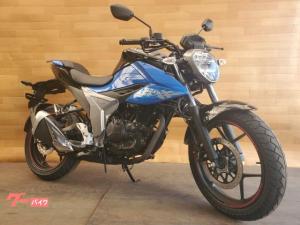 スズキ/GIXXER 150 ABS 2020モデル