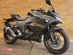スズキ/GIXXER SF 250 ABS