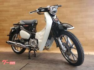 ホンダ/スーパーカブC125 スマートキー キャストホイール フロントブレーキディスク