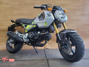 ホンダ/グロム ABS 2021年モデル 新型