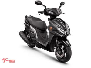 KYMCO/レーシングS125 新型
