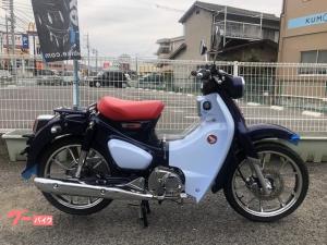 ホンダ/スーパーカブC125 グリップヒーター ベトナムキャリア