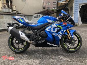 スズキ/GSX-R1000R ABS ETC2.0 2019モデル