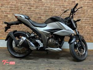 スズキ/GIXXER 250 新型 ABS
