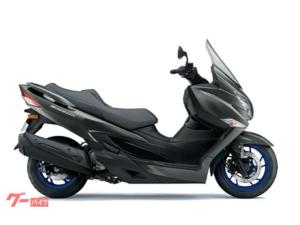 スズキ/バーグマン400 2021年モデル 新型