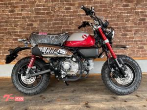 ホンダ/モンキー125 新型エンジン 2021年モデル