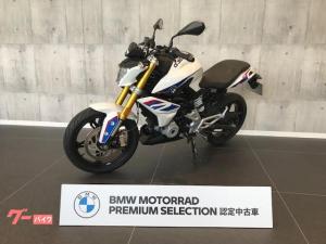 BMW/G310R 2019年モデル シングルロードスター 中免OK BMW認定中古車 スペアキーあり