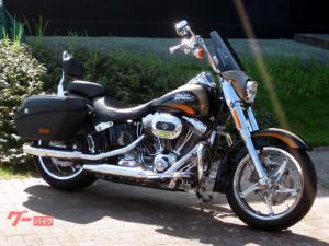 HARLEY-DAVIDSON/CVO FLSTSE2 ソフテイルコンバーチブル 2011年モデル ETC 純正オーディオ 110エンジン スペアキーあり