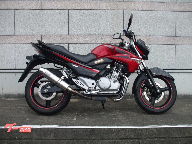 スズキ GSR250の画像(香川県