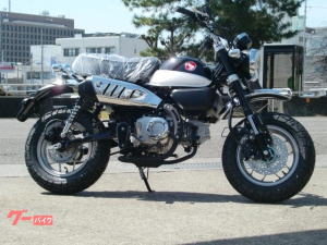 ホンダ/モンキー125 ABS装備