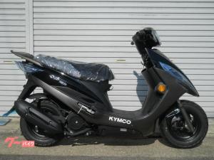 KYMCO/GP125i 新車 FIインジェクション 3年保証