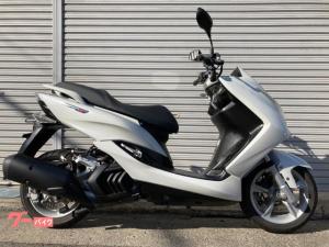 ヤマハ/マジェスティS 155cc インジェクション 水冷4サイクル