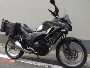 カワサキ/VERSYSーX 250 ツアラー フォグランプ 限定車