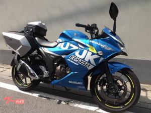 スズキ/GIXXER SF 250 ABS バニアケース