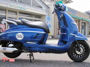 PEUGEOT/ジャンゴ125 スポーツ ABS