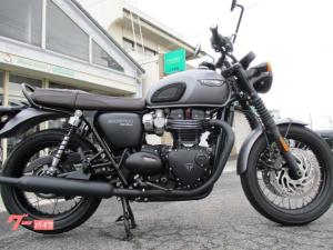 TRIUMPH/ボンネビルT120 ブラック