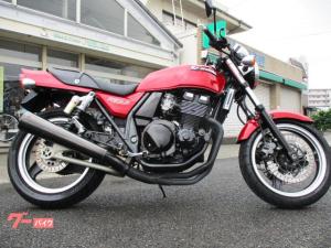 カワサキ/ZRX400-II  2オーナー車 ETC装置付