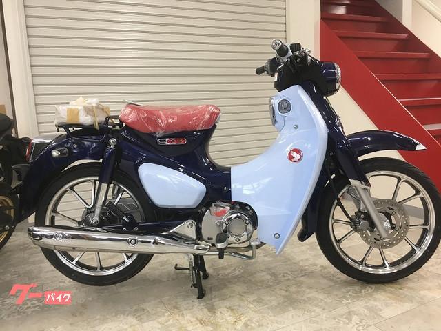 ホンダ スーパーカブC125の画像(高知県