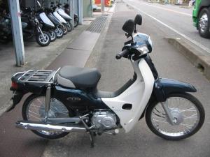 ホンダ/スーパーカブ50 FI